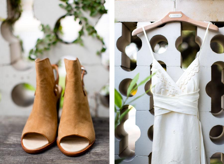 Olive & June Wedding