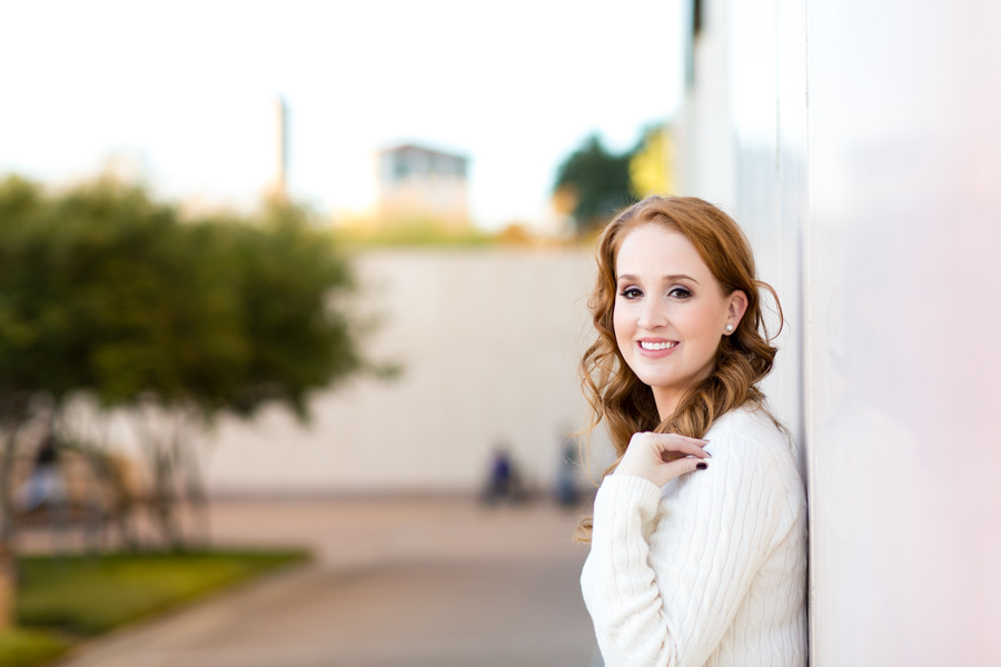 Austin graduation portraits