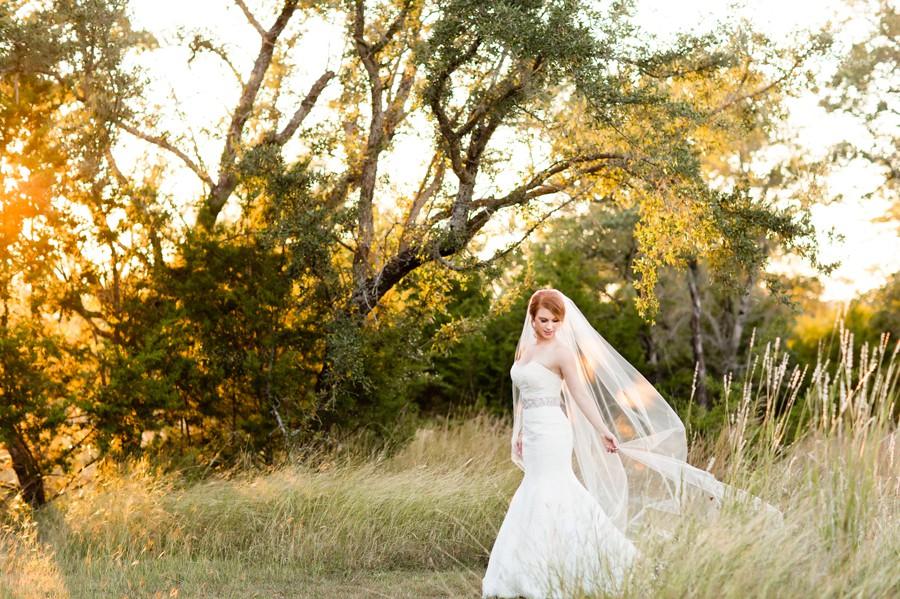 Vista West Ranch Bridal Portrait