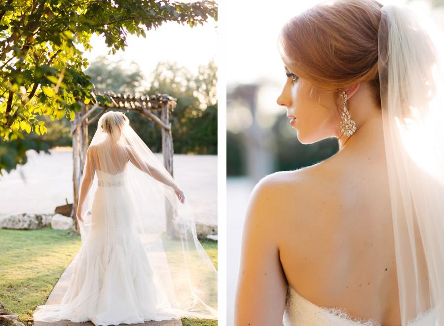 Vista West Ranch Wedding Bridal Portrait
