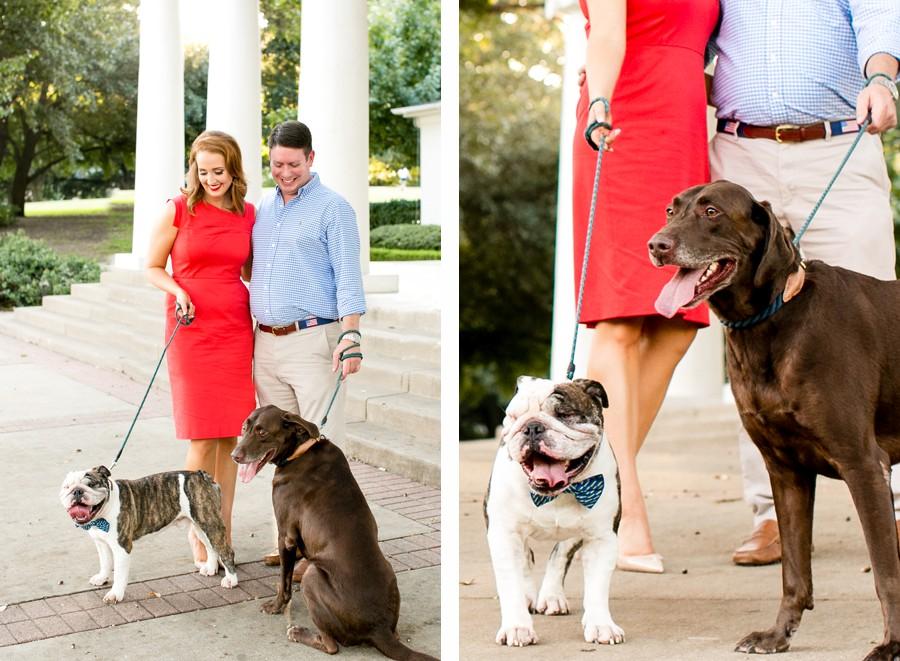 Dallas Portrait Photographers | Turtle Creek Engagement