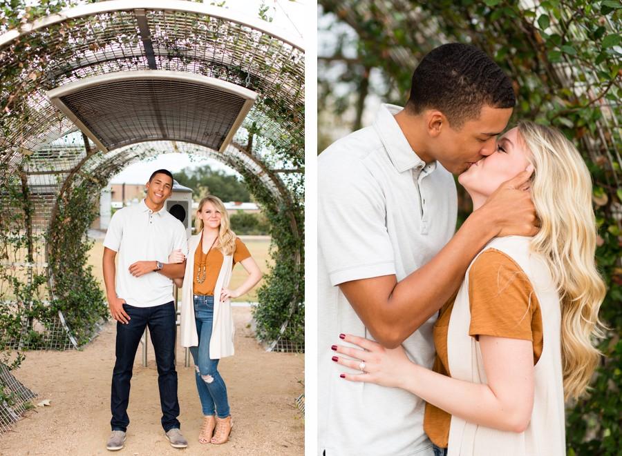 Houston engagement photographers, portrait session